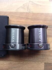 Daiwa Basia QDX Spare Spools