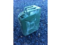 20L metal Jerry can in great condition
