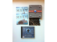 Myst and Riven PC game