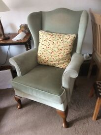2 Parker Knoll Armchairs