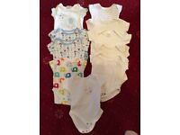 Baby vests newborn size