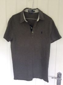 Boys clothes pre worn suit teenager size small/medium Ralph lauren