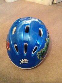 Marvel Avengers bike helmet
