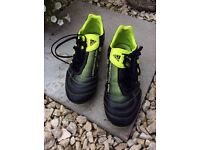 Boys adidas football boots size 7