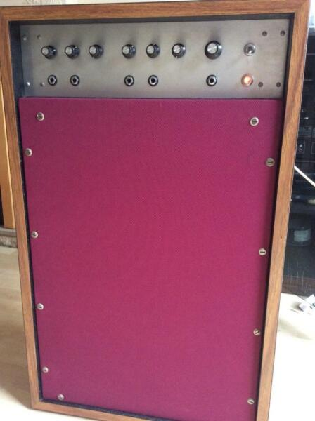 Goodmans AudioM Speaker And Preamp for sale  Chichester, West Sussex