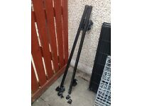 zafira roof bars
