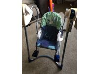 Fisher price smart stages 3 in 1 rocker