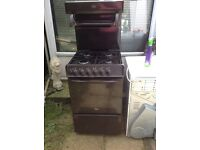 Gas cooker , eye level grill