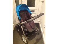 ICandy Apple Buggy and Carrycot