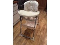 High Chair in Superb condition