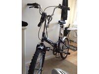 Folding Flex challenge City Bike, adult, new