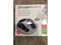 circulation booster high tech health instructions