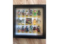 Collectible Lego Minifigures. Monsters Series 14. Complete set.