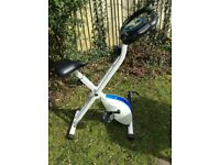 Exercise bike Davina McCall