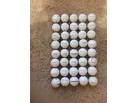 Srixon Distance reclaimed golf balls