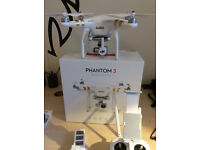 Drone DJI Phantom Professional as new and boxed