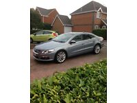 Volkswagen Passat CC, Semi Auto, Iron Grey Metallic, 2009, Excellent Condition, One Owner from new