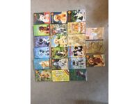 CHILDRENS BOOK COLLECTION ANIMAL STORIES