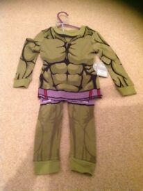 Hulk disneys pjs BRAND NEW with tags
