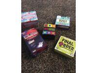 Bunch of games