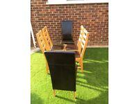 Light Oak furniture for sale nice condition