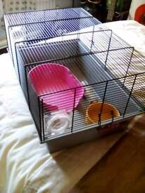 Medium size rodent cage for sale