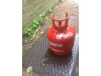 Gas bottle BOC 10kg bottle emptie