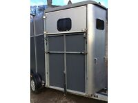 Ifor William's 510 Horse Trailer Limited Edition