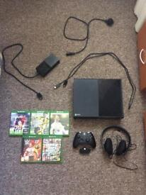 X Box 1 and games