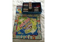 Pokemon Monopoly - Very Rare - Complete (no pieces missing). Good Condition.