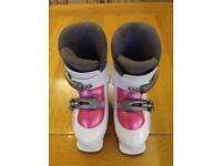 Kids ski boots 251mm (size 1.5)