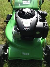 VIKING ( MADE BY STIHL) MB248 T SELF PROPELLED PETROL MOWER NEW AND UNUSED