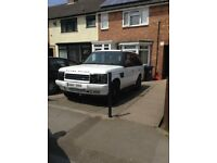 Range Rover sports look a like 2.5 diesel with full mot