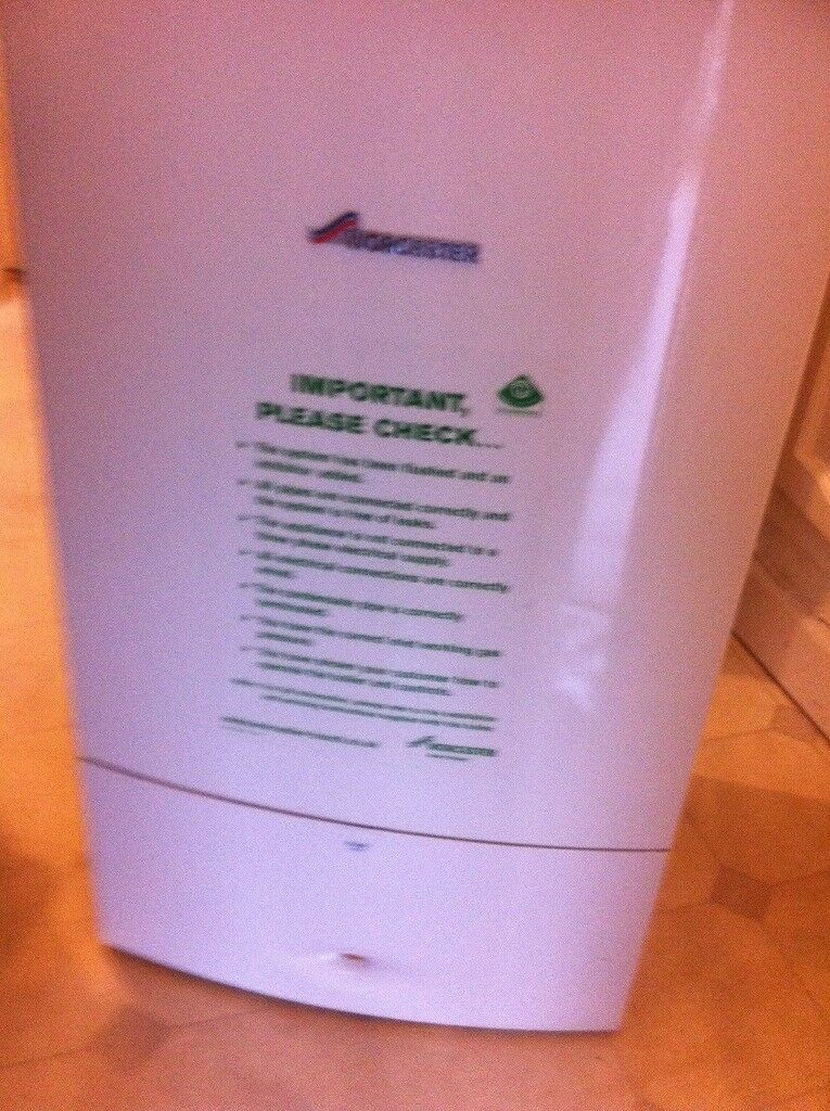 Worcester Central heating boiler ( not combi ) 30 CDI conventional.
