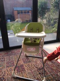 Mamas & Papas Pixi High chair