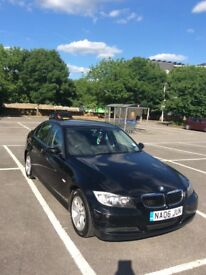 BMW318d, DIESEL, MANUAL EXCELLENT TO DRIVE AND VERY RELIABLE