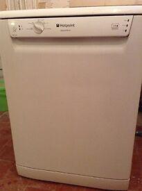 Hotpoint Acquarius Dishwasher (white)