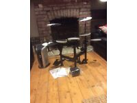 Roland Portable TD4KP Drum kit with Roland PM03 Personal Drum Monitor