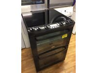 ZANUSSI double oven cooker. As new. Guaranteed.