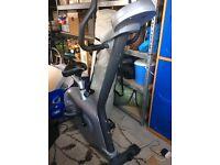 RBK Exercise Bike upright
