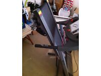 Dynamic Motorised Folding Treadmill