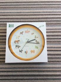 Nursery clock