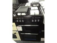 Leisure 60cm gas cooker. RRP £549 price £349 new/graded 12 month Gtee