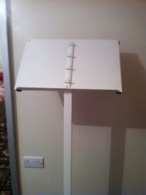 Podium Speech Stand - Excellent condition and Very Strong