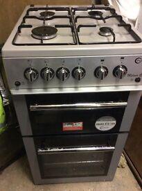 Flavell freestanding gas cooker