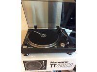 NUMARK TT250 USB PROFESSIONAL DJ DECKS