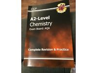 A2 Level Chemistry - Complete Revision and Practice