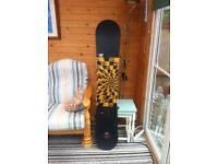 Nitro T2 snowboard