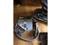 Shark vaccum cleaner, 3 months old, excellent condition.