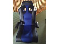 Gaming chair compatible with PlayStation